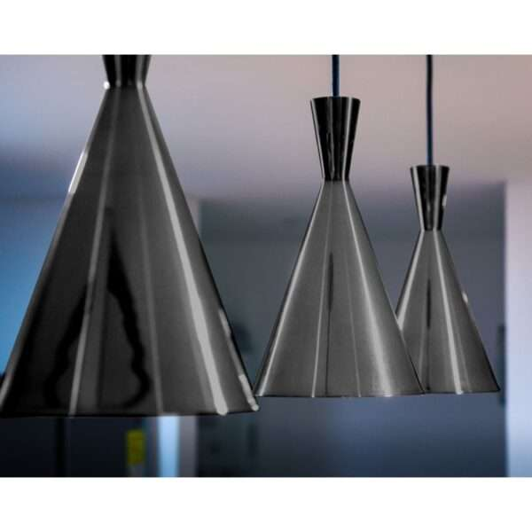 Lámpara Liri Negra