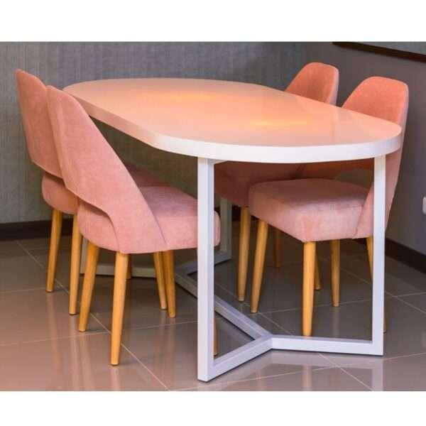 Mesa Comedor Venus con sillas