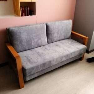 Sofa Cama Emme Gris